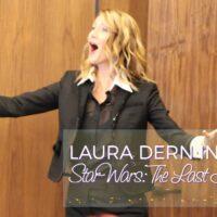 Laura Dern in Star Wars: The Last Jedi #TheLastJediEvent
