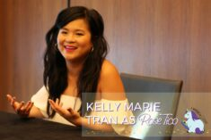 Kelly Marie Tran Cries During Star Wars: The Last Jedi Interview #TheLastJediEvent