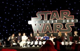 Star Wars: The Last Jedi Press Conference #TheLastJediEvent