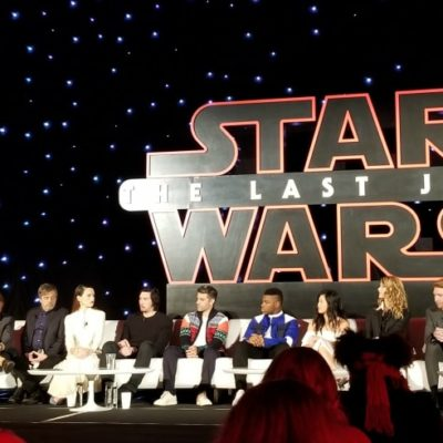 An Adventure On Its Own – The Star Wars: The Last Jedi Press Conference
