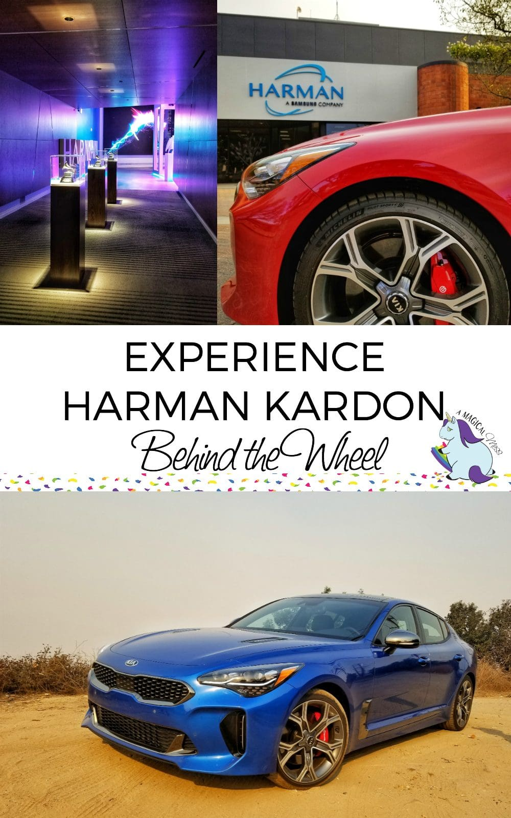 The Science and Sensuality of Sound - Harman Kardon Car Speakers #harmankardon #HKinsider #HKxKia #ad