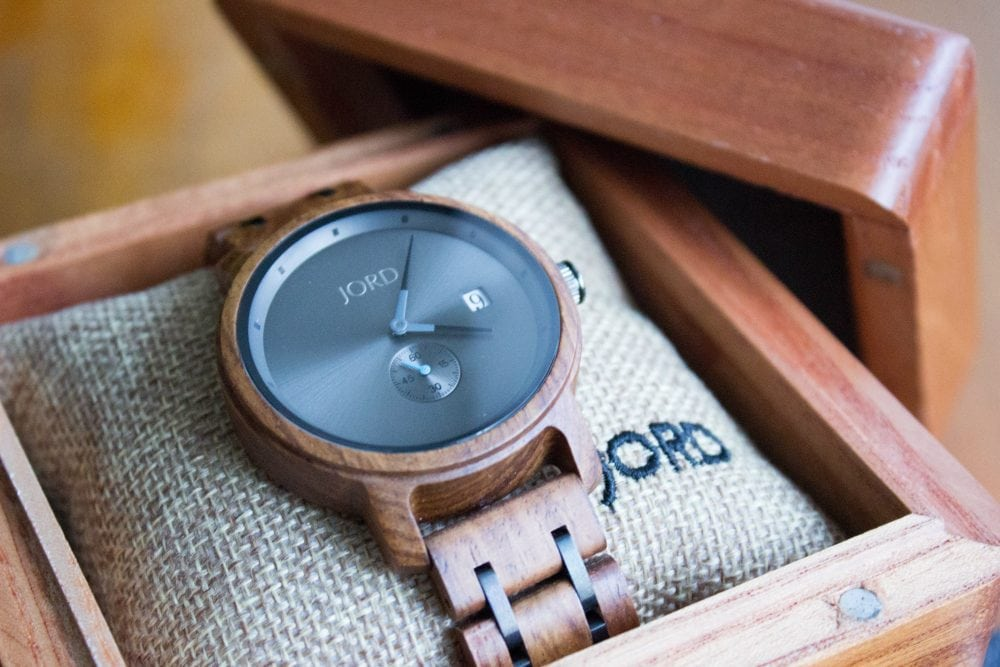 My Teenage Son Won't Stop Talking About JORD Watches - Giveaway #JORDWatches AD