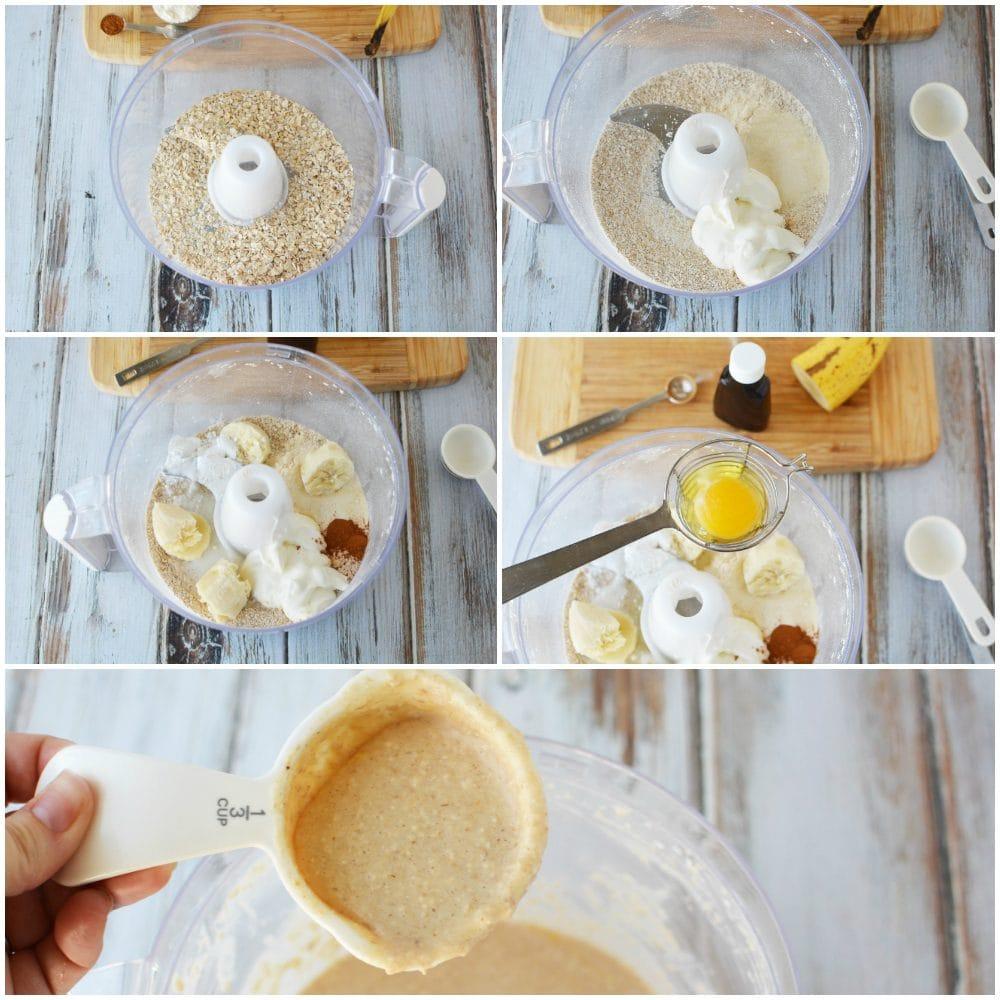 Mouth Watering Caramel Banana Protein Pancake Recipe