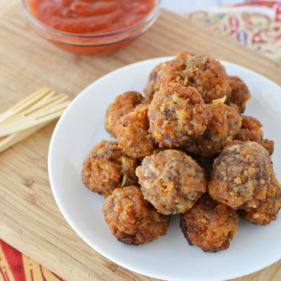 Sausage Bites Appetizer Recipe for the Best Party Food