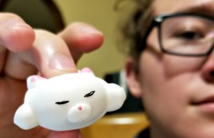Squishy Cat Stress Relievers