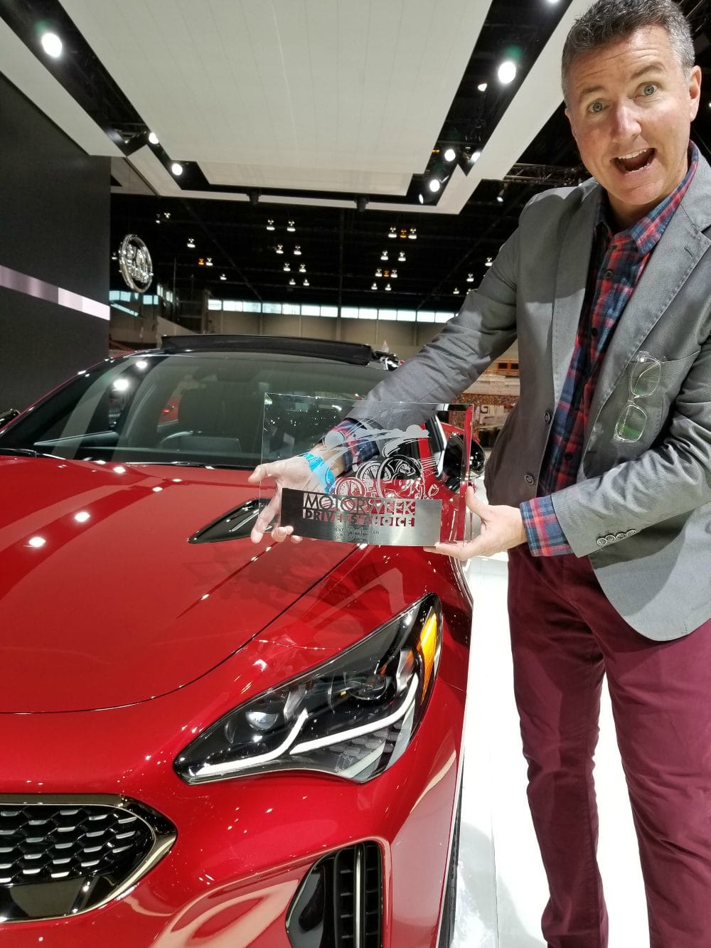 Kia at the Chicago Auto Show: A Story of Quality #KiaAutoShow #KiaFamily #KiaPartner