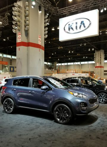 Kia at the Chicago Auto Show: A Story of Quality