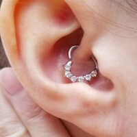 A Piercing for Headache Relief: 2 Years Later - Migraine Piercing - Daith Piercing results