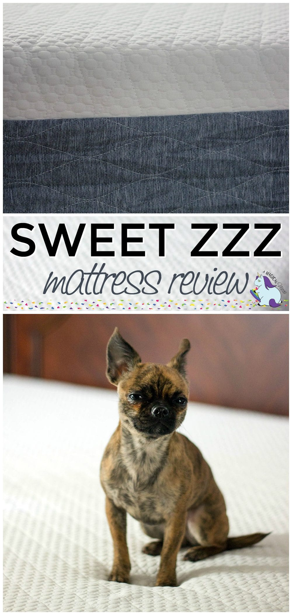 Sweet Zzz Mattress Review from an Insomniac