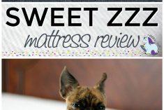 Sweet Zzz Mattress Review from an Insomniac
