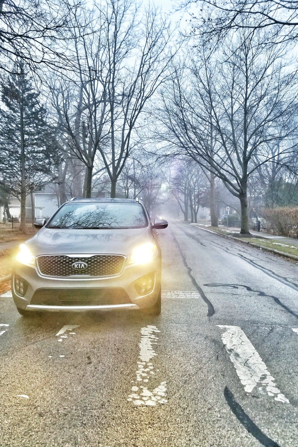 The Driving Force to Beat Seasonal Depression #KiaSorento #KiaFamily #KiaPartner AD