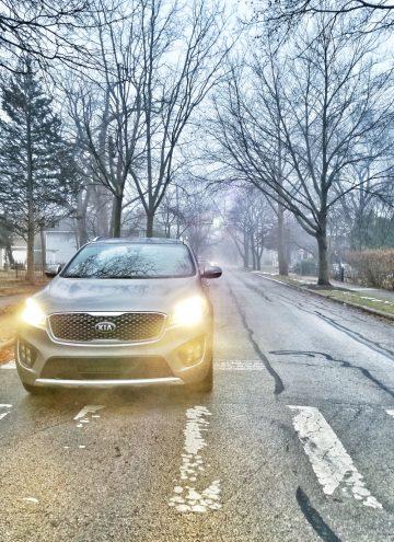 The Driving Force to Beat Seasonal Depression #KiaSorento #KiaFamily #KiaPartner AD
