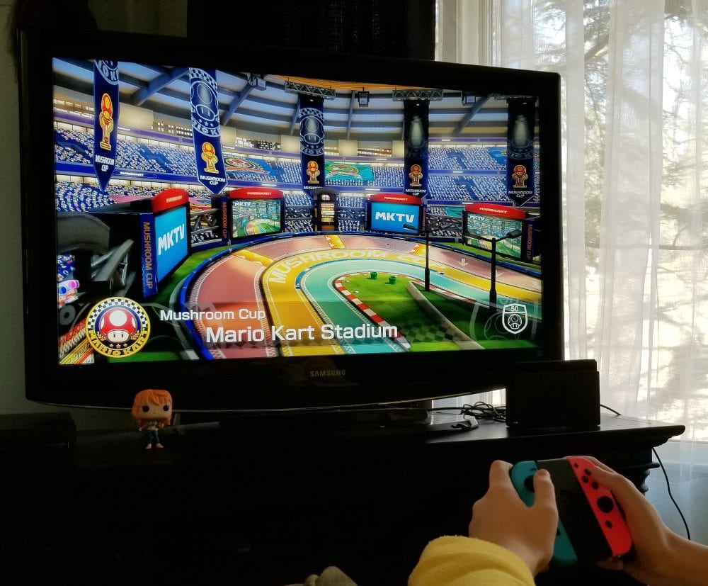 The Thrill of Victory and The Agony of Defeat: A Mario Kart Story #NintendoSwitchChallenge #GameStop AD