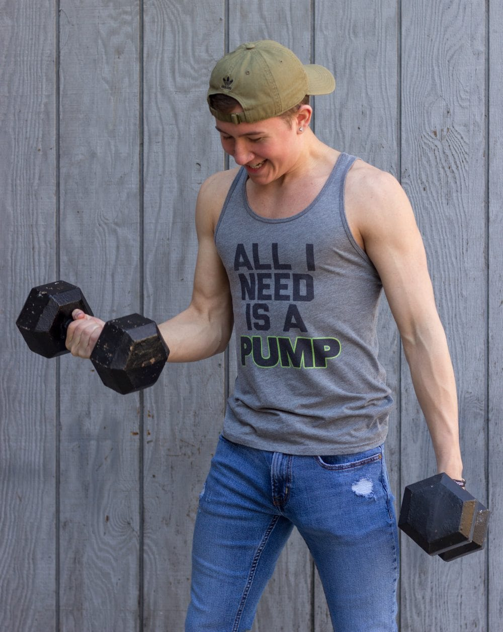 "Funny Gaming T-Shirts Based on Things Said in Fortnite ""All I need is a pump"""