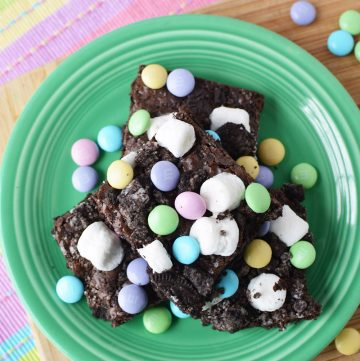chocolate marshmallow brownies recipe 4
