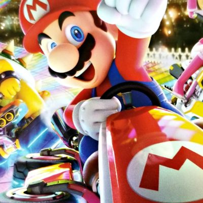 The Thrill of Victory and The Agony of Defeat: A Mario Kart Story