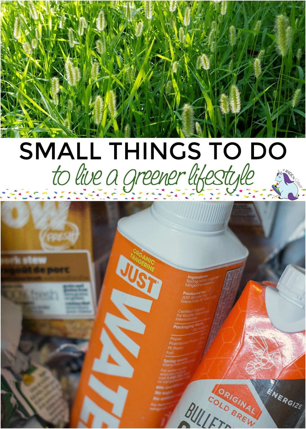 Small Things to do to Live a Greener Lifestyle