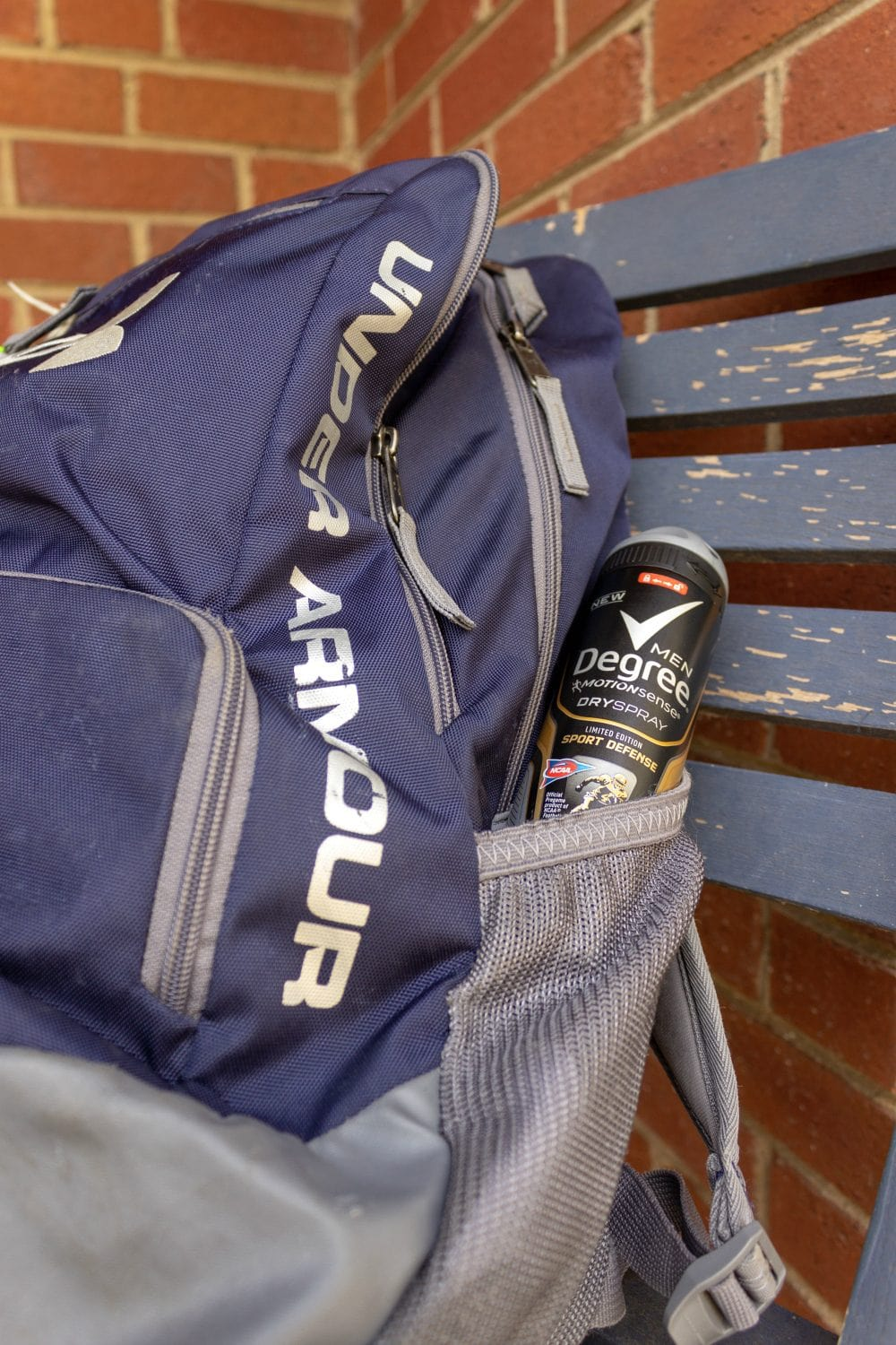 12 Things an Athletic Teen Needs in His Backpack #WorkoutWithoutOdor AD