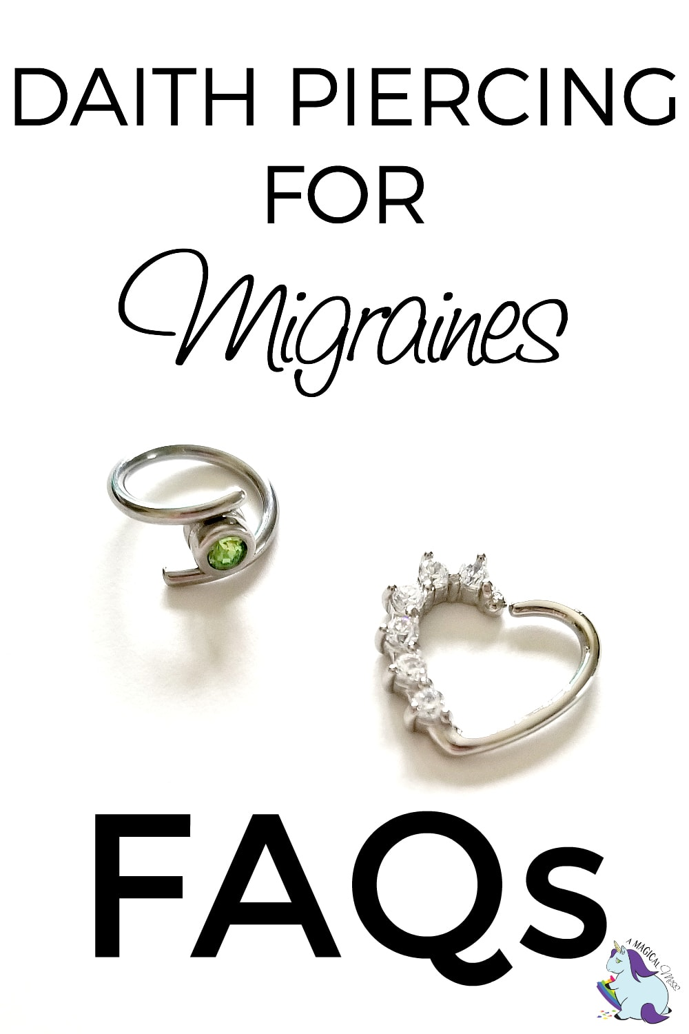 Daith Piercings for Migraines – FAQs
