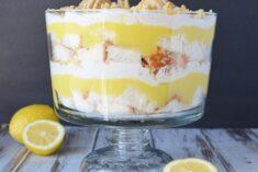 Easy Lemon Trifle Recipe