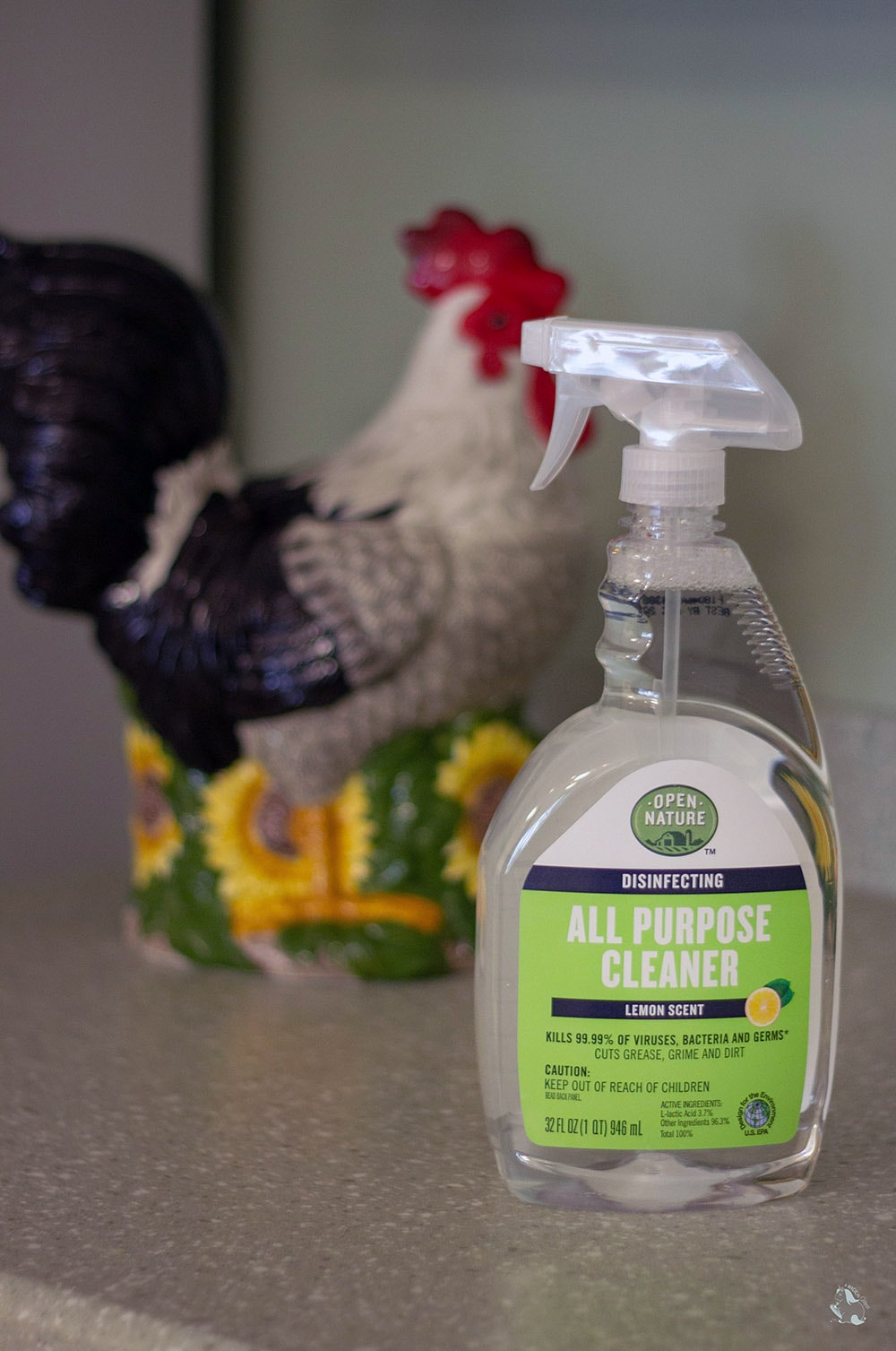 Open Nature all purpose cleaner