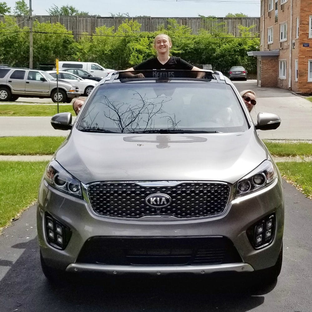 A Kia Sorento Road Trip with Wrinkles, Change, Discovery, and Waterfalls #KiaFamily #KiaSorento #KiaPartner