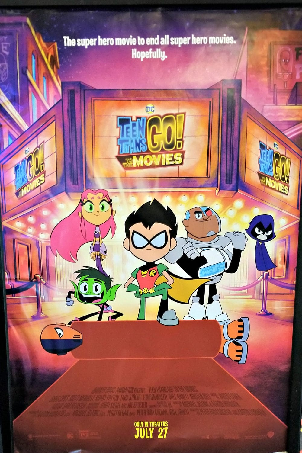 Teen Titans Go To The Movies Screening And Giveaway  A -5756