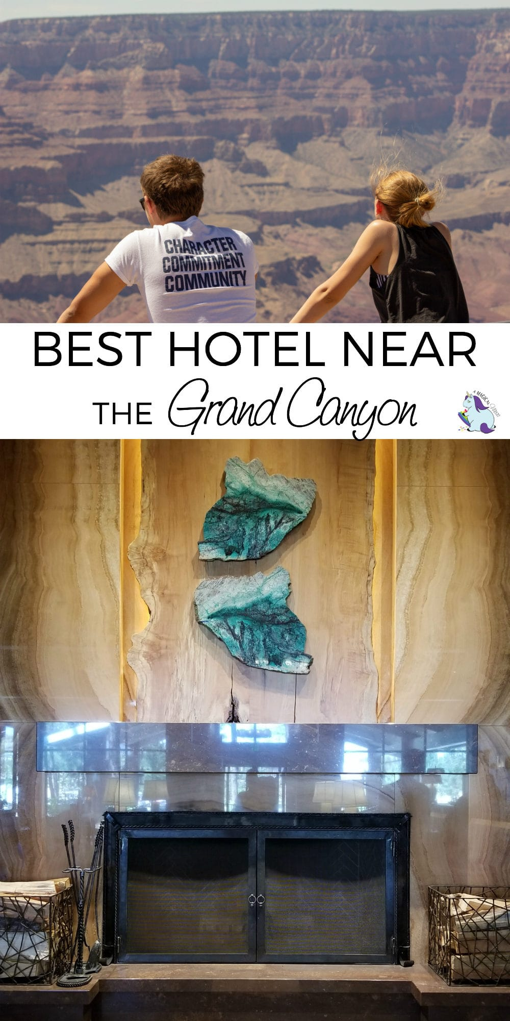 The best hotels near the Grand Canyon -- the top is Little America in Flagstaff