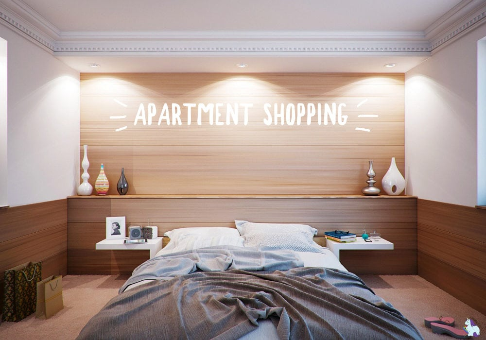 Tips for apartment shopping