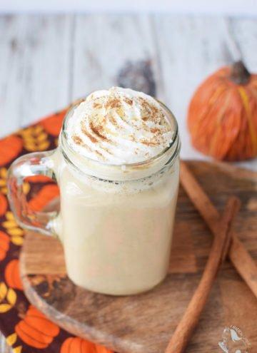 Copycat Starbucks Pumpkin Spice Latte RecipeCopycat Starbucks Pumpkin Spice Latte Recipe
