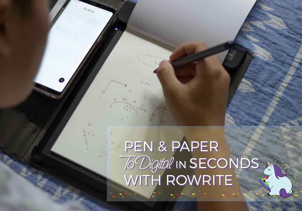 RoWrite by Royole - Smart Writing Pad