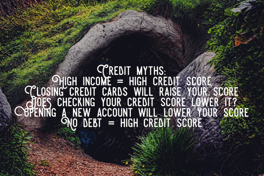 Does checking your credit score lower it? And other credit myths debunked...