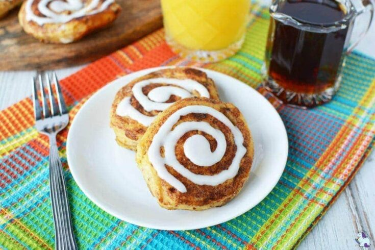 All time favorite cinnamon roll French toast recipe