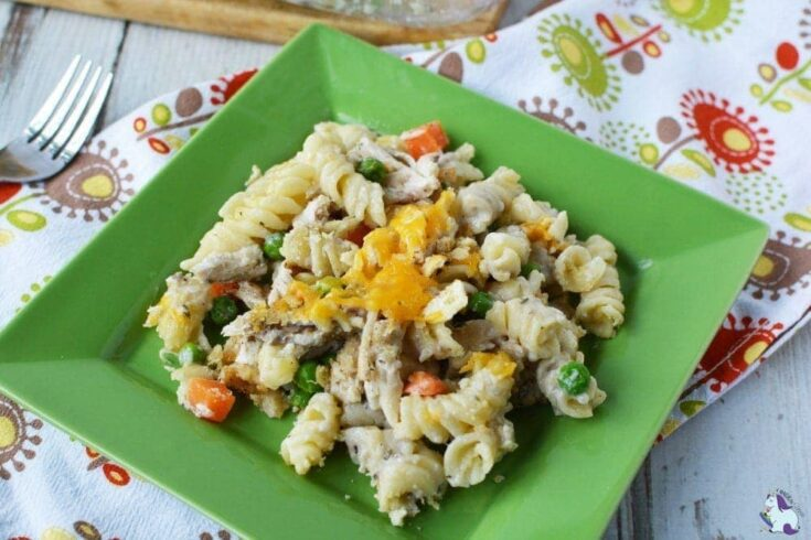Turkey Pasta Bake Recipe
