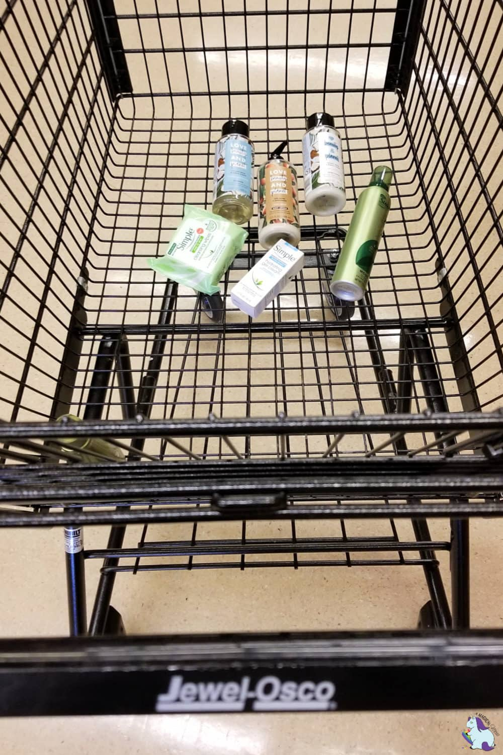 Finding all my fave fall beauty products while shopping for groceries!