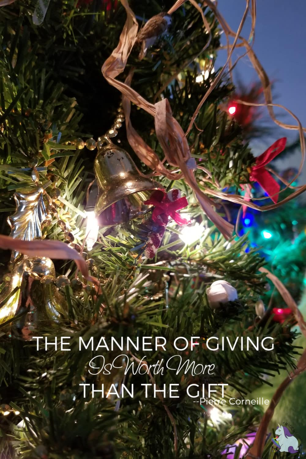 Gifting quotes - The Manner of Giving is Worth More than the Gift.