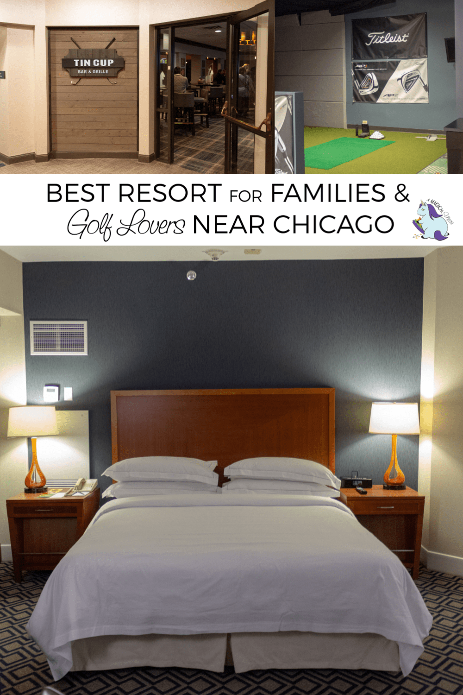Chicago Area Hidden Gem - Oak Brook Hills Resort #hotel #golf #oakbrook #westmont #illinois