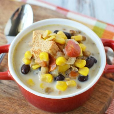 Scrumptious Slow Cooker Southwest Chicken and Lentil Chowder Recipe