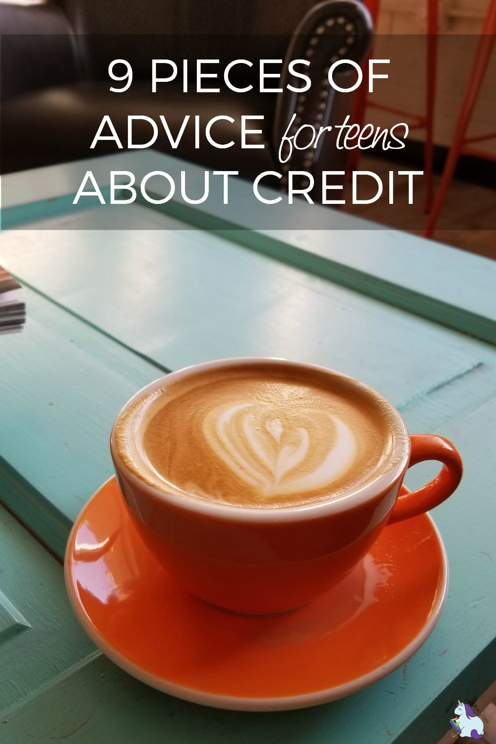 Check out these 9 excellent pieces of advice to give teens in high school about credit before they go to college. #Parenting #Teens #finances #credit #money