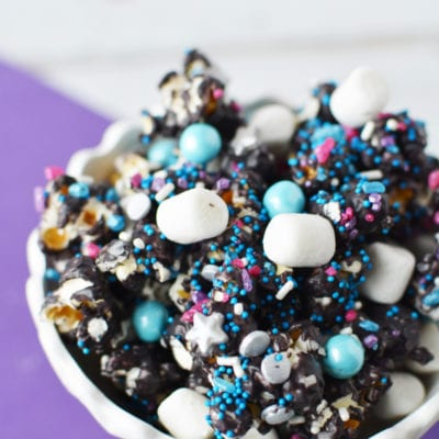 Space Age Galaxy Party Popcorn Recipe