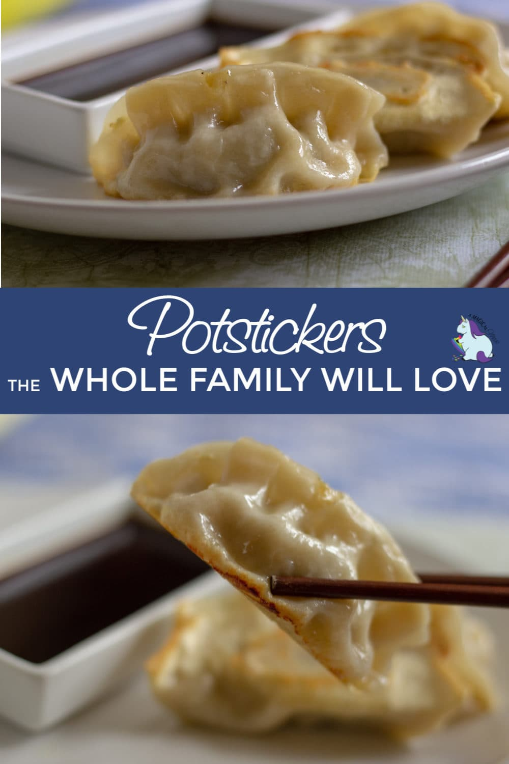 Potstickers the whole family will love