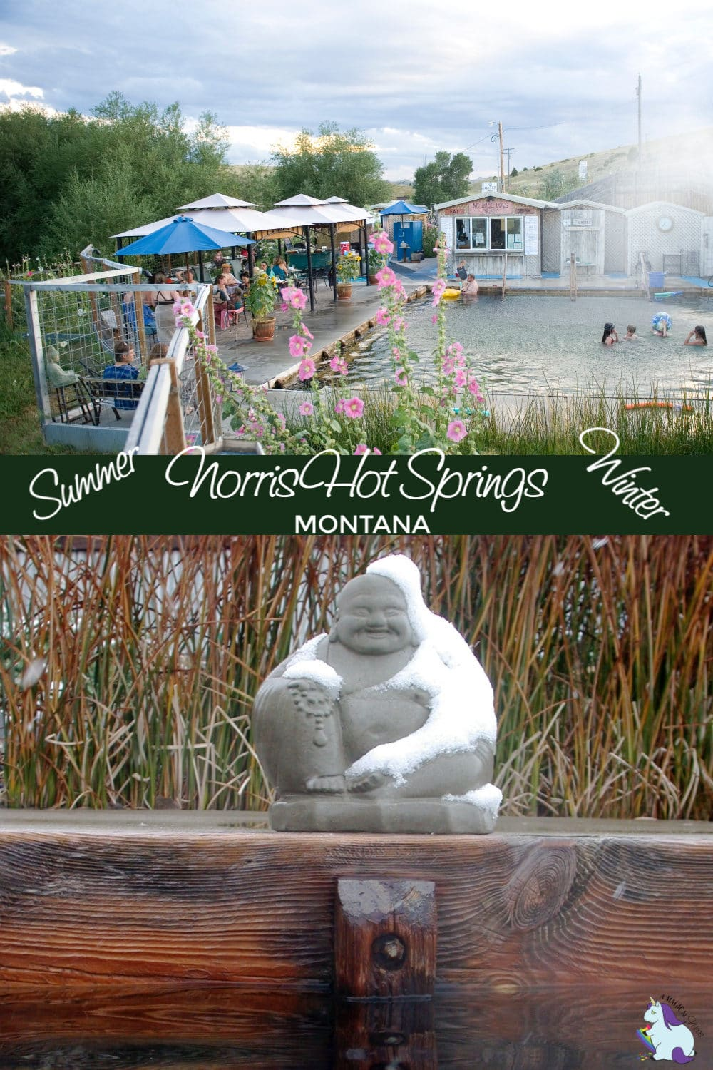 Norris Hot Springs in Montana