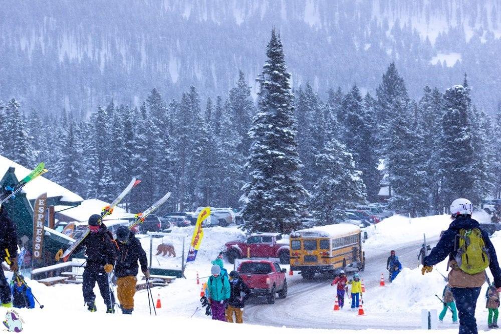 Bridger Bowl Ski Lodge