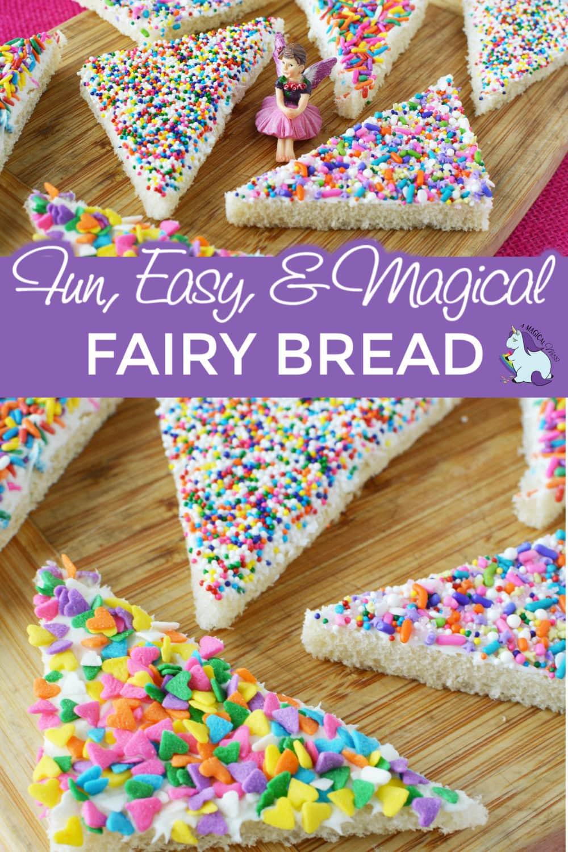 Magical Fairy Bread Recipe