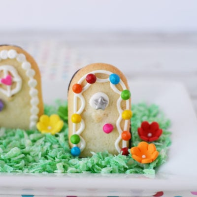 Fairy Door Cookies