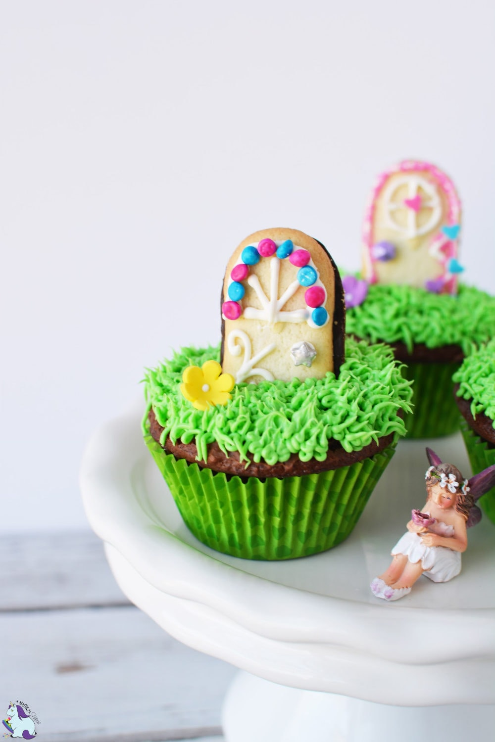 Magical Door Cupcakes