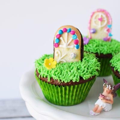 Magical Door Cupcakes