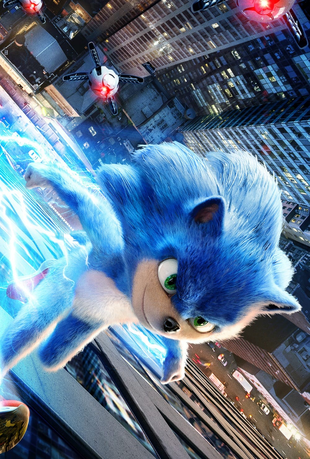 Sonic The Hedgehog Movie Trailer And News A Magical Mess