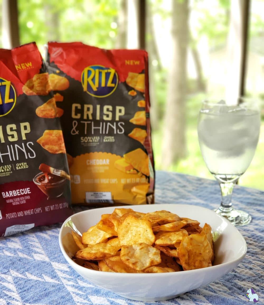 RITZ Crisp & Thins 2 New Flavors