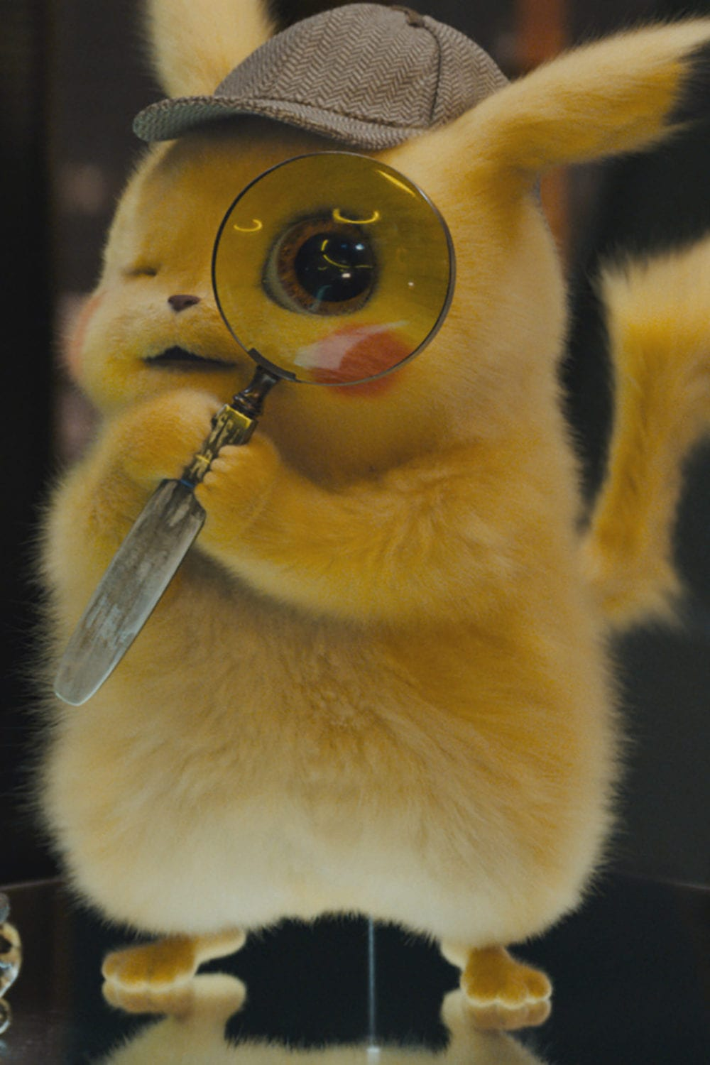 Heartfelt Detective Pikachu Moview Review A Magical Mess